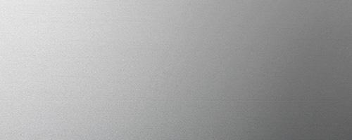 Aluminium anodisé argent