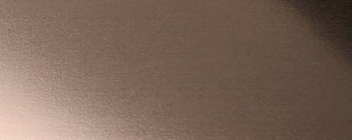 Aluminium brillanté cuivre