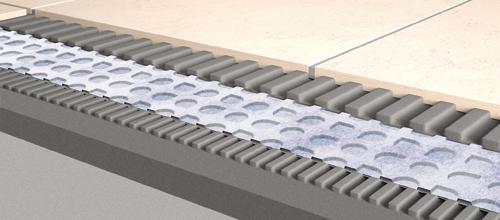 Prodeso® membrane in membrana desolidarizzante e impermeabilizzante ...