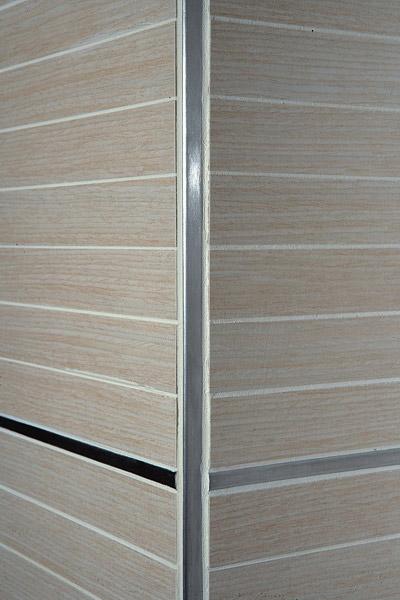 Prolistel acc in acciaio inox aisi 304 quadratini ed effetto cuoio lucido e satinato - Profili acciaio per piastrelle prezzi ...