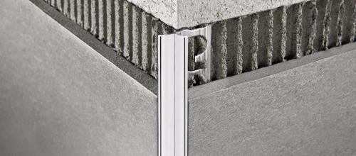 Proterminal int in alluminio anodizzato brillantato - Finestre alluminio anodizzato ...