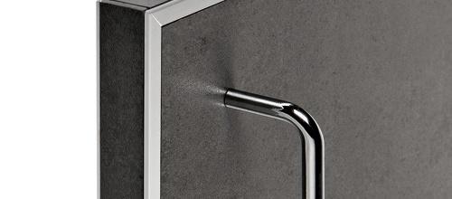 aluminium eloxiert silber und gl nzend chrom progress profiles. Black Bedroom Furniture Sets. Home Design Ideas