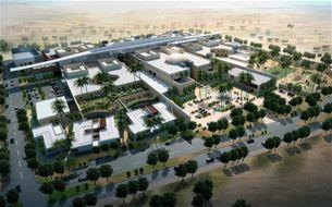 Al Amal Psychiatric Hospital, Bubai