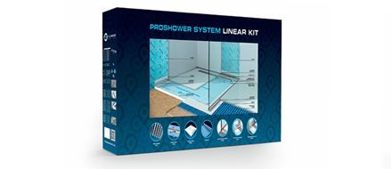 PROSHOWER SYSTEM LINEAR KIT