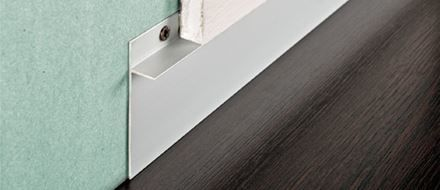 Excellent Skirting Boards In Aluminium And Pvc Contemporary Design Wiring Digital Resources Aeocykbiperorg