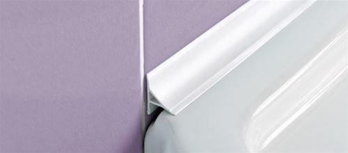 Probath - co-extruded vinyl resin non-toxic impact-resistant